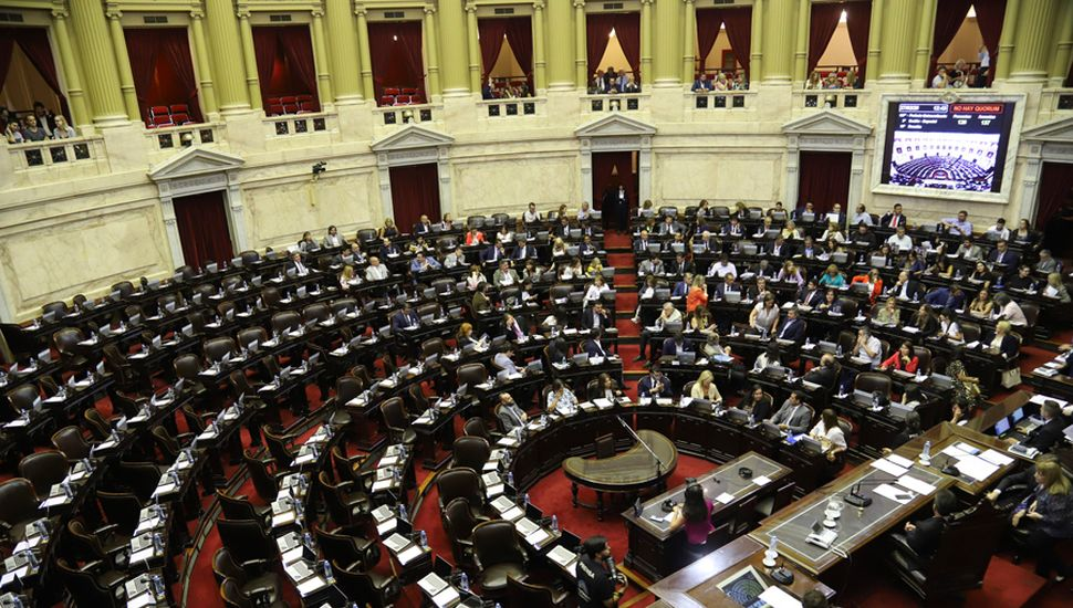 En Diputados habría amplia mayoría para aprobar el proyecto.