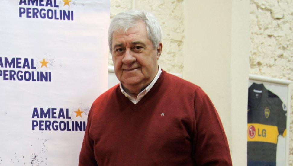 Jorge Amor Ameal.