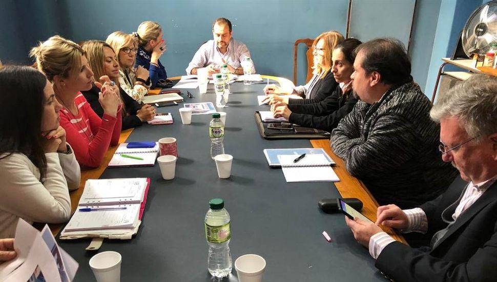 Nueva reunión con la empresa Pullman General Belgrano