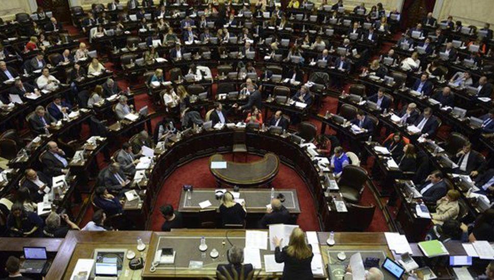 Amplio acuerdo para la emergencia que ya analiza el Senado