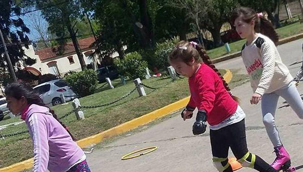 El patín carrera busca resurgir en Junín y habrá actividad este domingo, en la explanada de San Martín y Almafuerte.