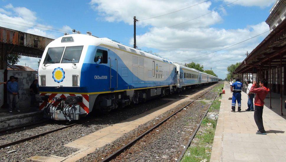 Trenes: Junín tendrá tres frecuencias de Junín a Retiro