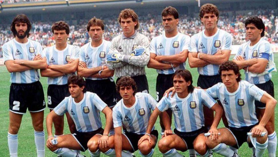 Los campeones de México '86 visitarán Arenales