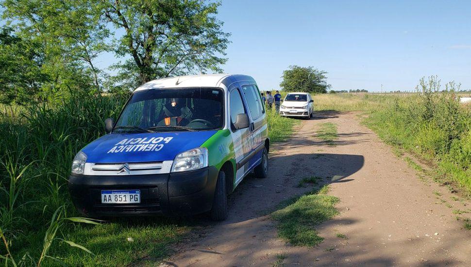 La adolescente fue hallada ahorcada, tras permanecer dos semanas desaparecida.