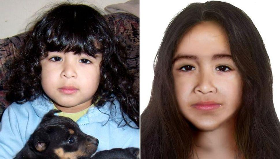 La búsqueda de Sofía Herrera, el caso que conmocionó al país.