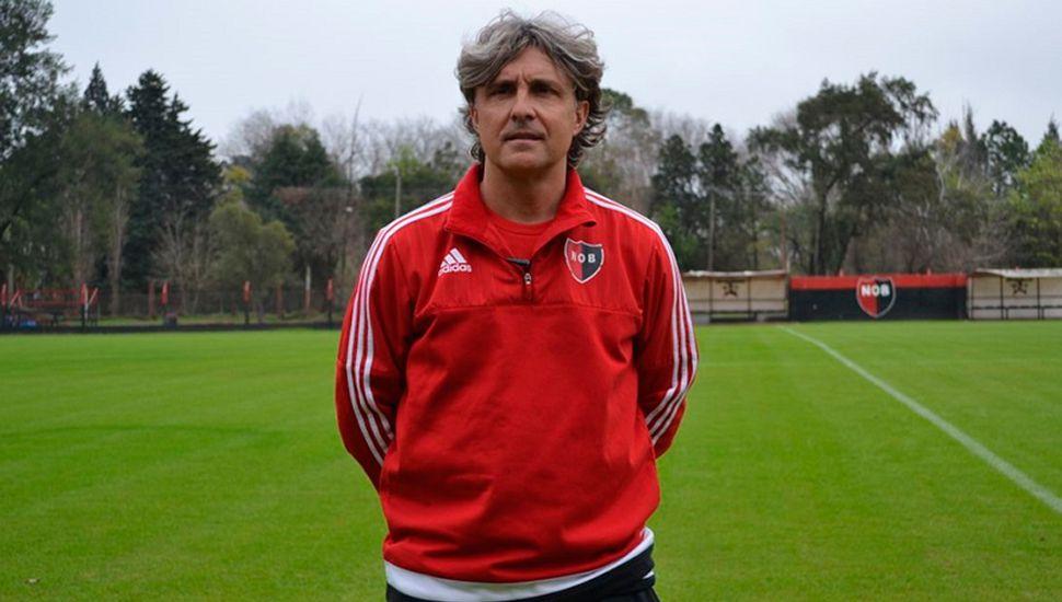 Héctor Bidoglio.