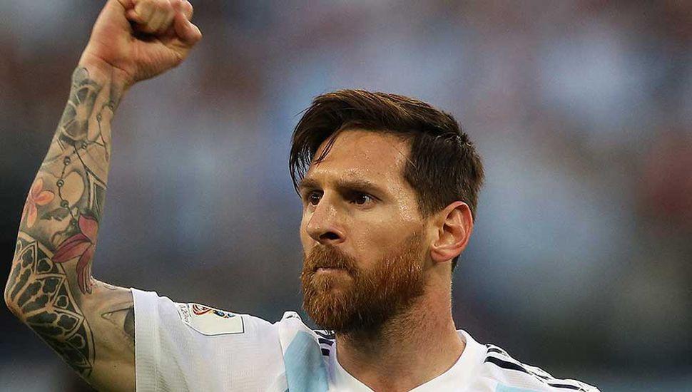Lionel Messi volverá a la Selección Argentina, confirmó el presidente de la AFA, Claudio Tapia.