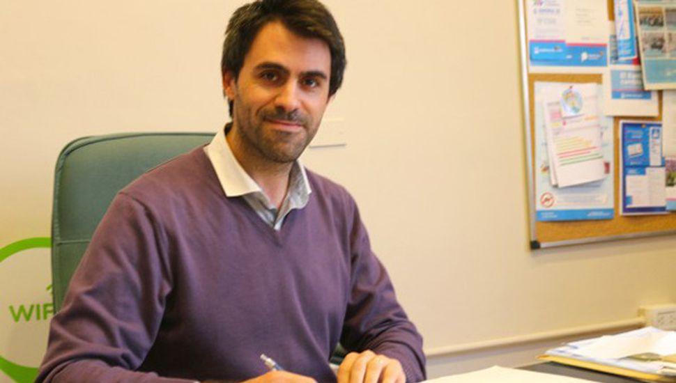 Juan Fiorini, secretario de Modernización y Gestión.
