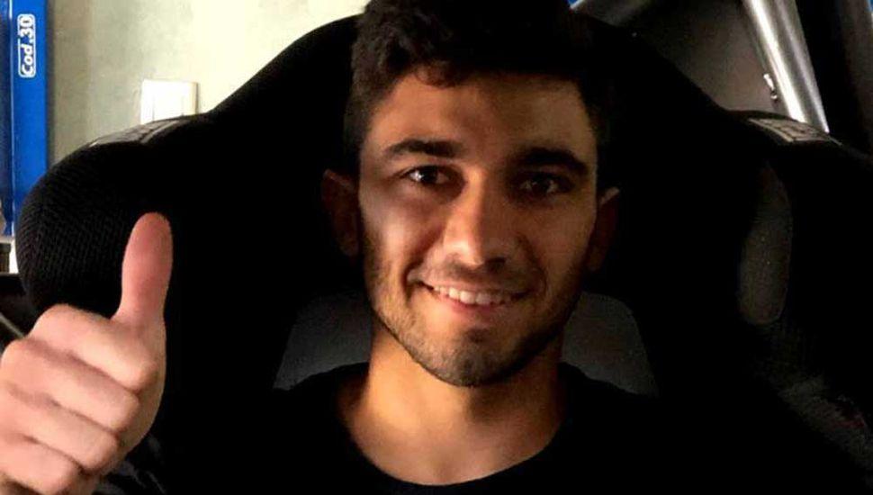 """Ignacio """"Nacho"""" Spiga regresó al Top Race Series en San Juan y ayer fue 17° en el entrenamiento."""