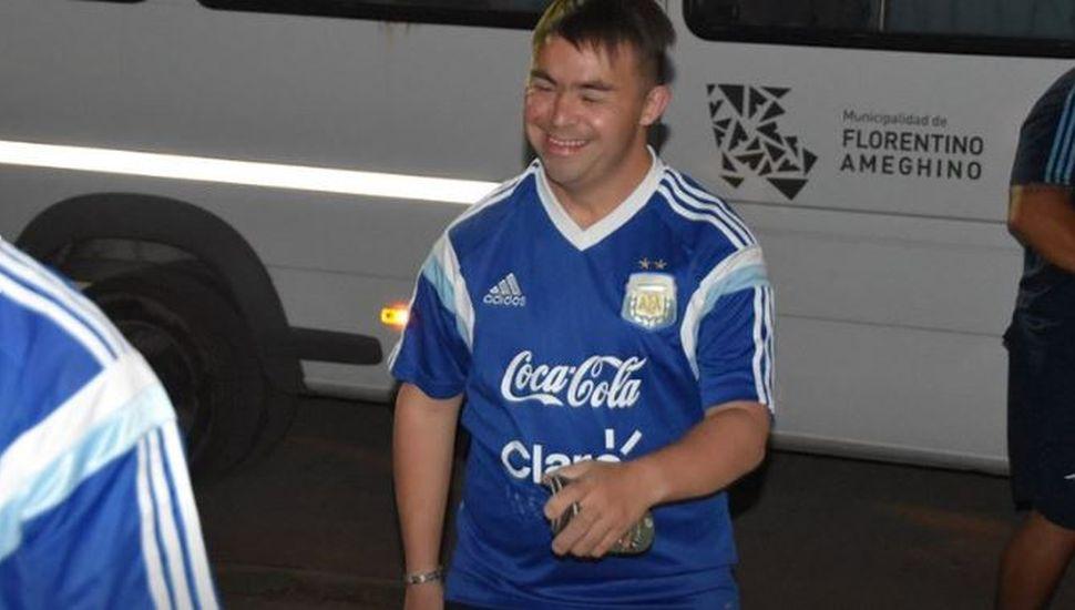 La Selección Argentina de Fútbol con Síndrome de Down está en Ameghino