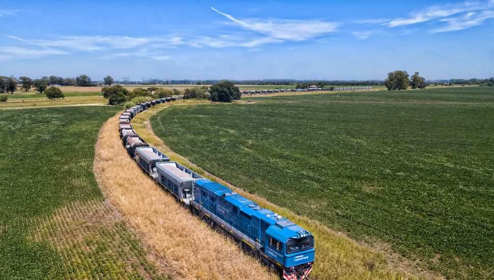 El jueves se transportaron 1500 toneladas desde Laplacette.