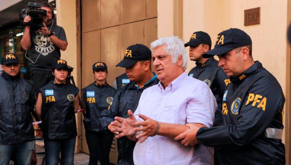 """Samid dijo que se escapó porque """"entró en pánico"""" y pidió disculpas al Tribunal"""
