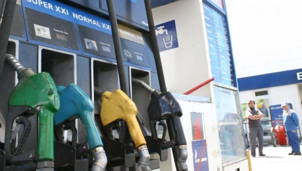 Naftas con subas de hasta el 5%