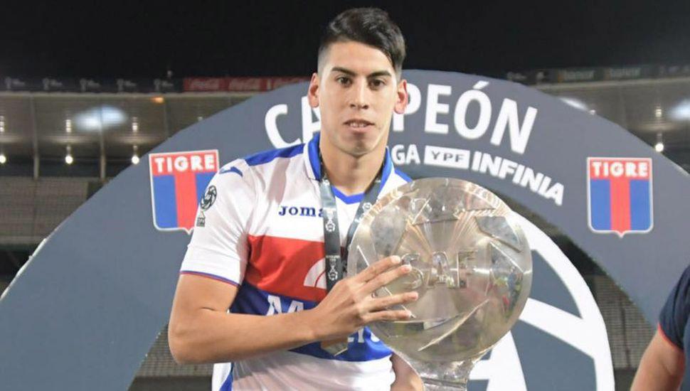 Agustín Cardozo.