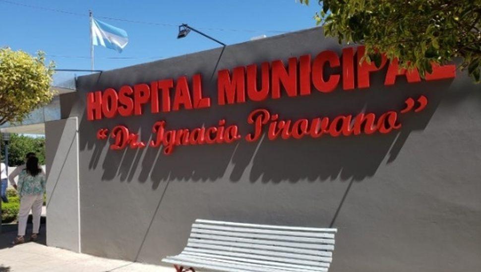 Qué servicios funcionan en el hospital de Arenales