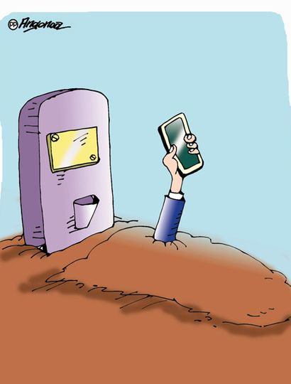 """El 67% de los votantes reconoció que """"si pudiese, viviría sin celular"""""""