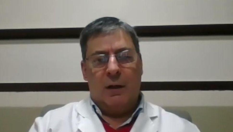 80% de camas ocupadas en la Terapia Intensiva de Chacabuco