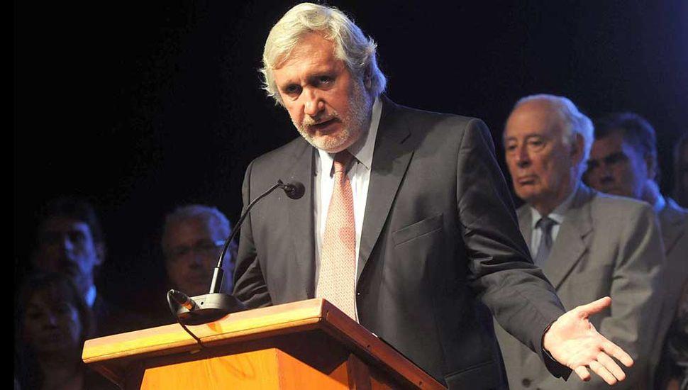 El Procurador General de la Corte bonaerense, Julio Conte Grand.