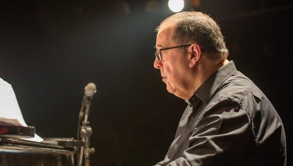 Oreste Lapadula, pianista.