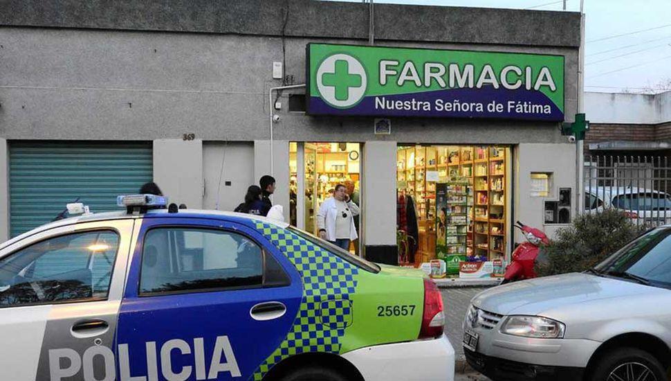 El hecho ocurrió este mes en una farmacia de Junín.