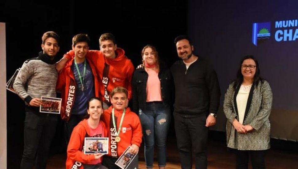Aiola reconoció a los participantes de los Juegos Bonaerenses 2019