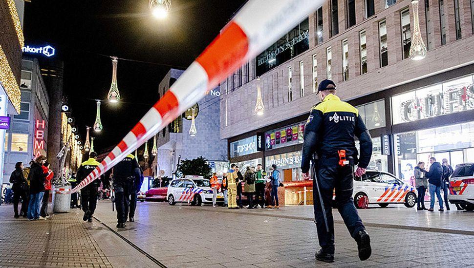 Hirió a varias personas con arma blanca en una ciudad holandesa
