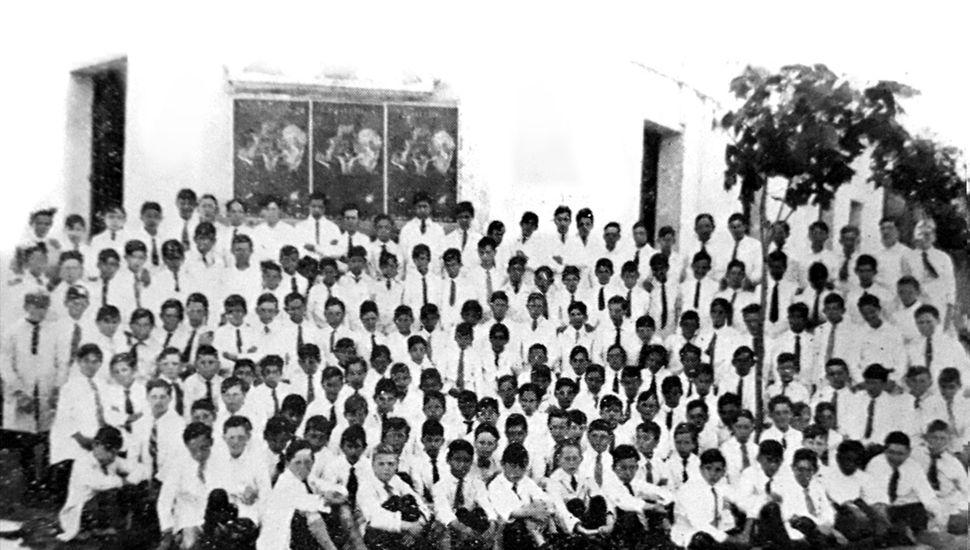 TRIVIA:¿Cuánto sabés sobre la Escuela Nº 2?