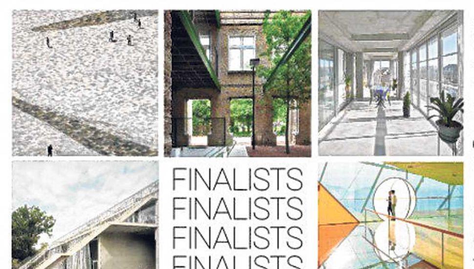 Los 5 finalistas del premio Mies van der Rohe