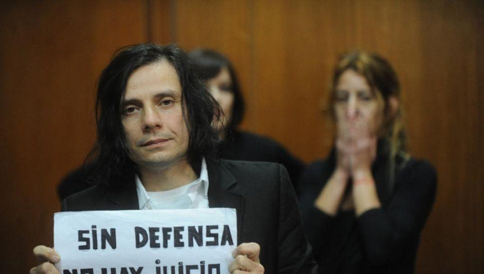 """""""No soy violador"""": el cantante Aldana irá 22 años a prisión"""
