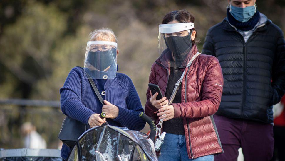Ya son 162.526 los contagios y 2.939 los fallecidos desde el inicio del brote en la Argentina.
