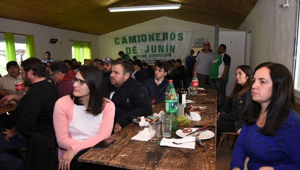 """Meoni: """"Vamos a defender el trabajo de los juninenses"""""""
