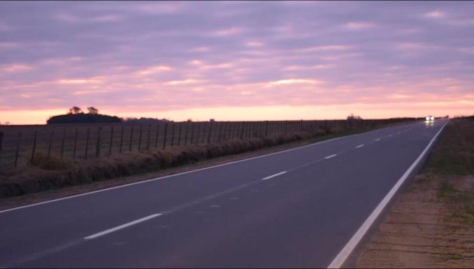 Inauguran el nuevo tramo de la ruta Ascensión - Ferré