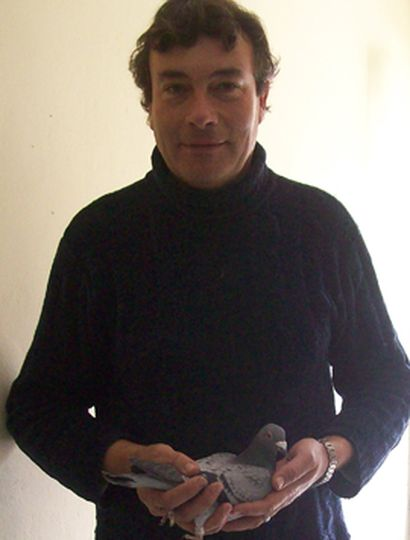 """Mario Pereyra, de Ascensión, resultó ganador del Plan de Vuelo 2019 """"Hugo Martelli""""."""