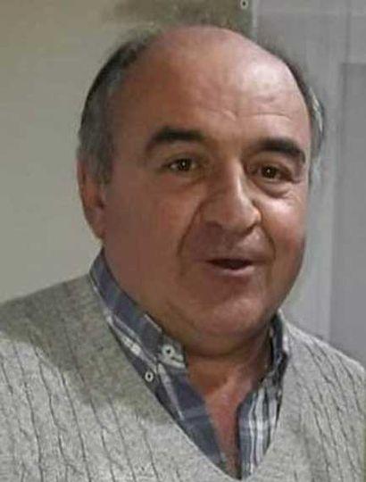Osvaldo Dagnino, presidente de la Federación Colombófila Argentina, arriba hoy a Junín.
