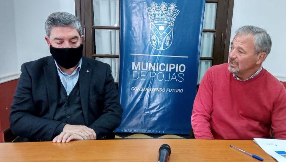 Rojas firmó convenio con la Unnoba por una nueva Tecnicatura Universitaria