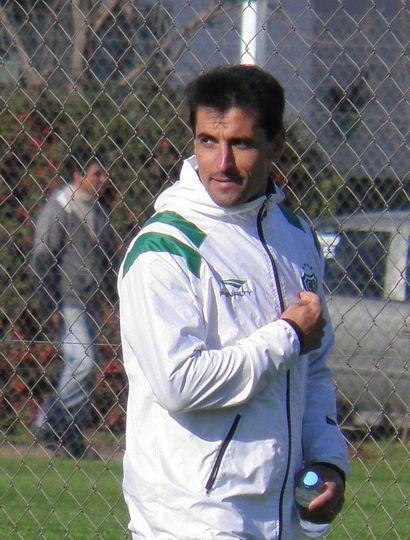 Guillermo Farré, experimentado volante de Sarmiento de Junín.