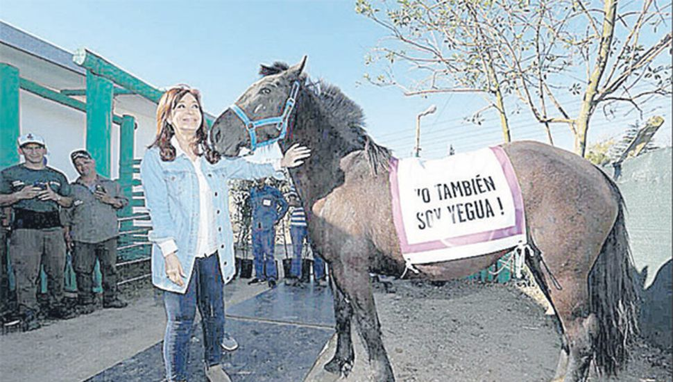 Las futuras batallas políticas de Cristina