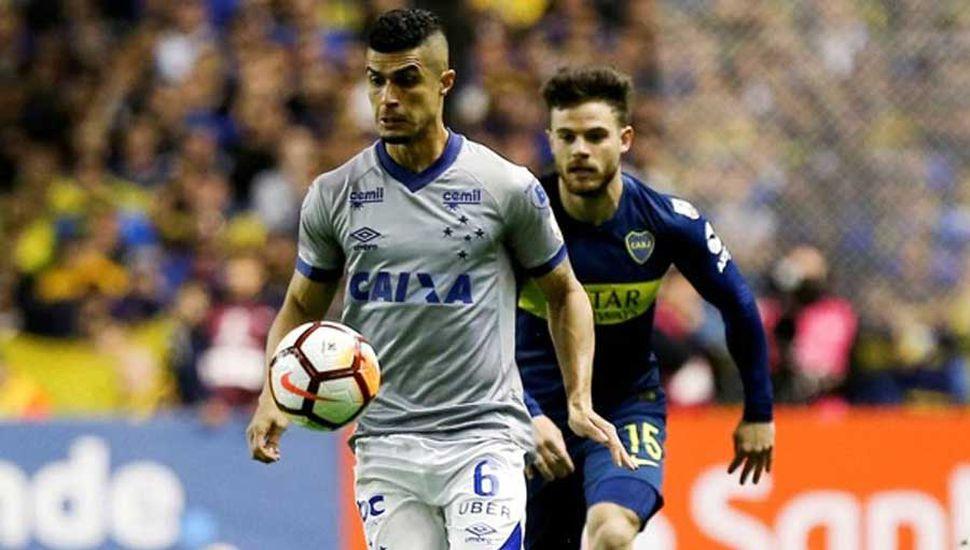 Boca incluye a Villa para enfrentar mañana a Cruzeiro