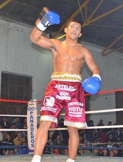 """Jorge """"Picante"""" Bermúdez combatirá esta noche ante su gente frente a Andrés"""