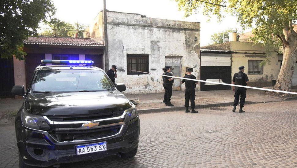 Nuevo crimen en Rosario: mataron a un hombre de siete disparos