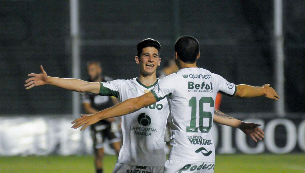 Santiago Rosa y Nicolás Castro.
