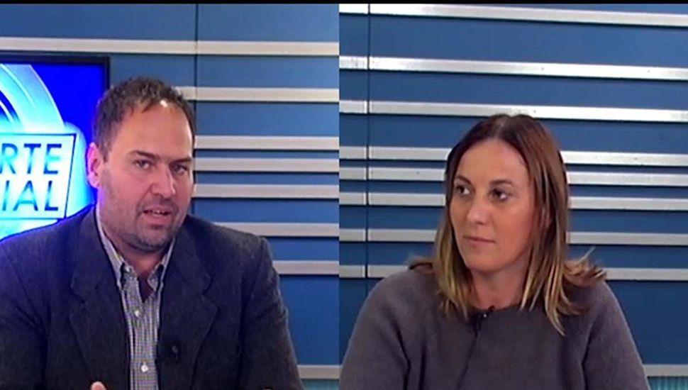 Valeria Arata, candidata a diputada provincial por el Frente de Todos, participó del ciclo Reporte Especial.