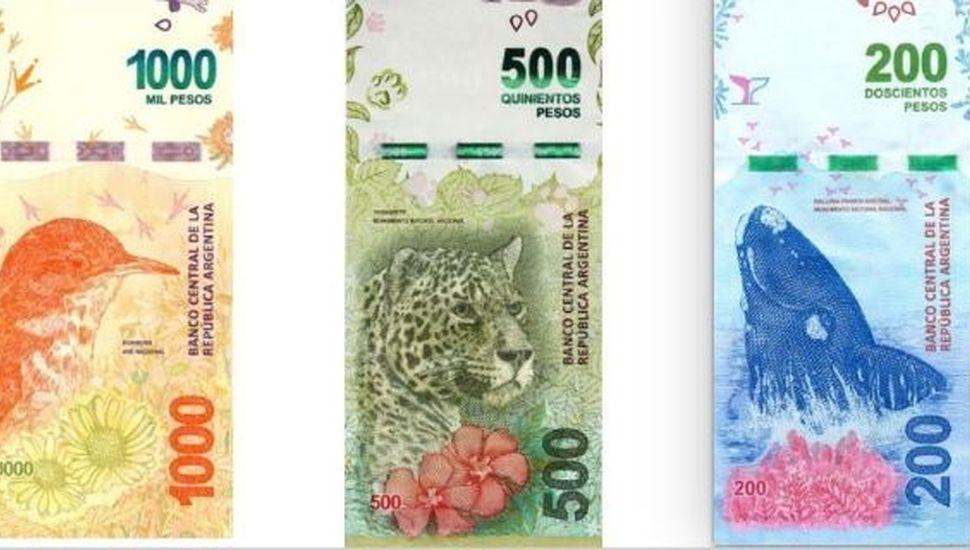 Habrá nuevos billetes de mayor numeración: qué figuras aparecerán