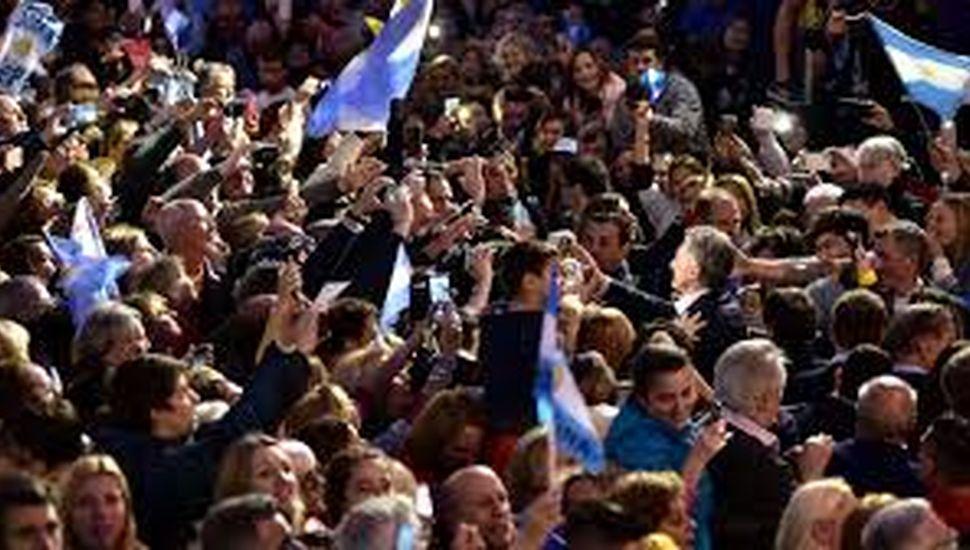 """Macri: """"Demostramos que podemos  tener una política social sin clientelismo"""""""