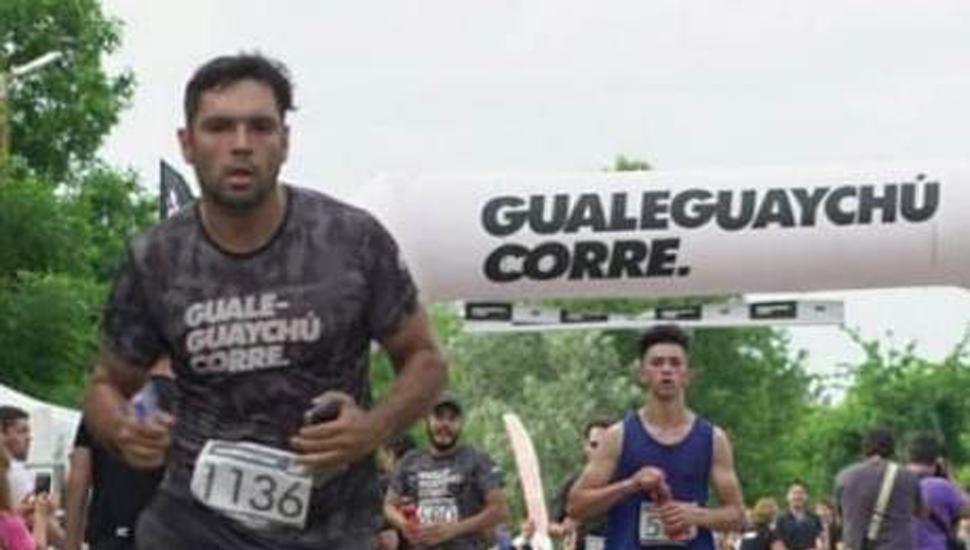 """Numerosos atletas tomaron parte de la prueba """"Gualeguaychú Corre"""""""