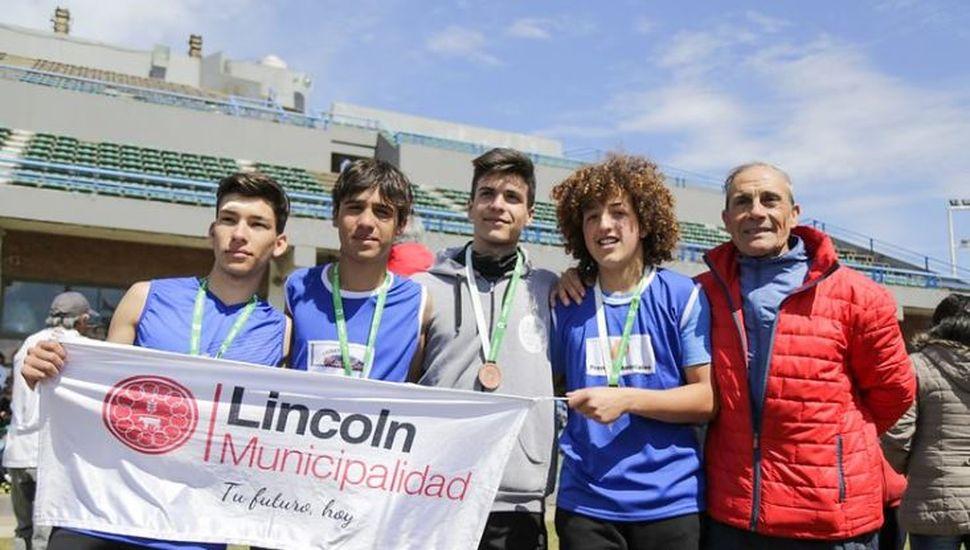 Lincoln entre los 30 mejores de la provincia