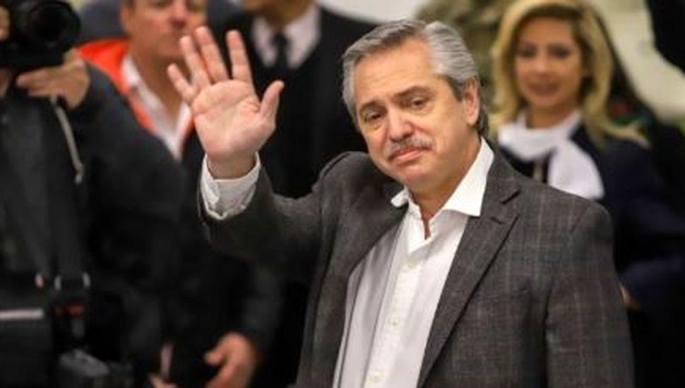 Alberto Fernández elogió a Hernán Lacunza y afirmó que ya tiene Gabinete