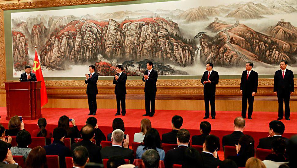 Sin sucesor claro para Xi Jinping, el  PC eligió su nueva cúpula hasta 2022
