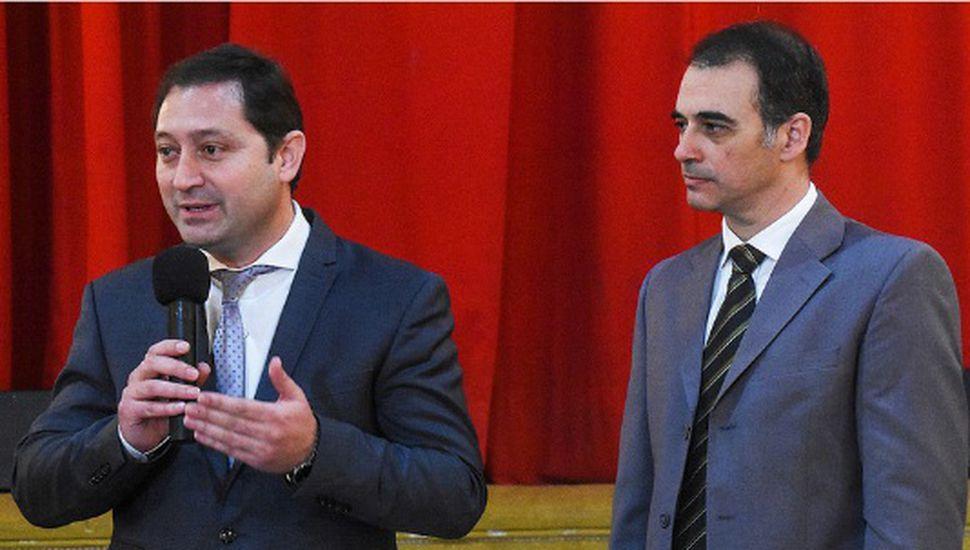Leandro Mango asumió como nuevo Juez de Faltas