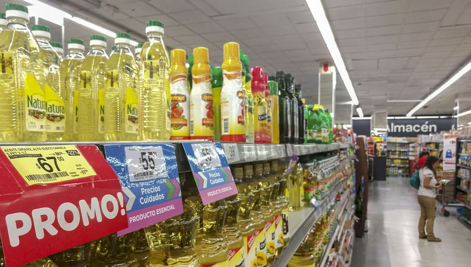 La inflación de julio ascendió al 2,2 por ciento